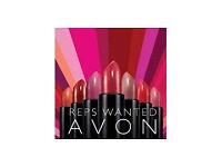 Become An Independant Avon Representative Today.