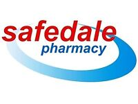 Pharmacy Sales Assistant (Full Time) and Dispensing Assistant (Part Time) - London E15