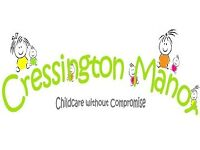 Lead Nursery Practitioner