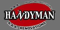 AAA HANDYMAN SERVICES.CA