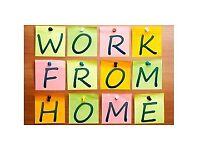 Flexible HomeWorking Opportunity