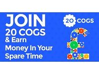 Earn ��300+ In Your Spare Time, Work From Home, No Gimmicks, Complete Surveys & Enter Competitions!
