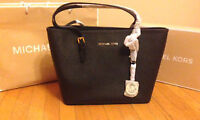 NEW AUTHENTIC MICHAEL KORS TRAVEL TOTE