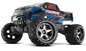 Traxxas Stampede 4x4 VXL Brushless RTR Monster Truck