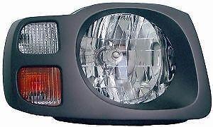 2002 nissan xterra headlights ebay. Black Bedroom Furniture Sets. Home Design Ideas