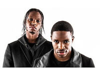 4 x Tickets to Krept and Konan' Concert / Wed 21st March