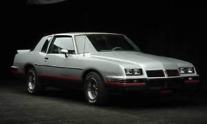 Rare 1986 Pontiac Grand Prix 2+2