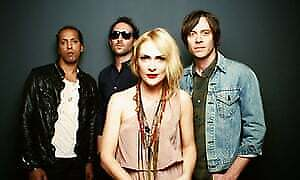 Metric with July Talk Friday April 26th @ 7:00pm @ Scotiabank