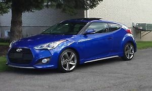 SOLD SOLD SOLD ---2013 Hyundai Veloster Turbo Hatchback