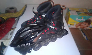 Men's Rollerblades Size 10 (and helmet), $20 OBO