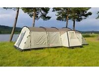 Coleman mckenzie xl 6 man tent with extension pod