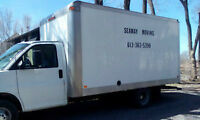 Moving? Call Seaway Movers