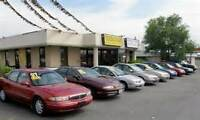 LOOKING FOR OFFICE/ COMPOUND SMALL CAR DEALER!!