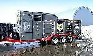 USED SNOW DRAGON SND900 SNOW MELTER- Extremely Low hours