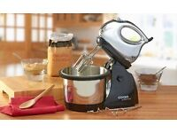 COOKS PROFESSIONAL HAND MIXER WITH BOWL NEW IN BOX SEE PICS & LISTING