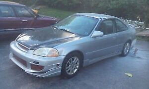 99 civic coupe for sale or trade