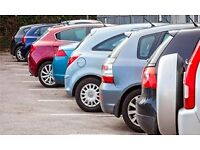 Central Outdoor Car Park £40/Month | Rolling Contract | 24/7 Access