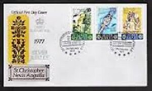 Queen Elizabeth II Silver Jubilee First Day Covers Kitchener / Waterloo Kitchener Area image 4