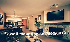 Professional television wall mounting 5875906013