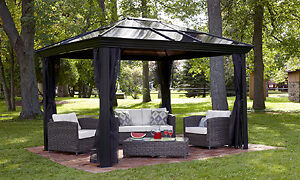 Gazebo roof replacement panels (Sojag model from Costco)