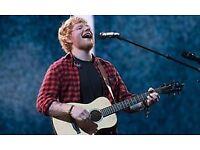 2 Ed Sheeran tickets,Belfast.9th May.