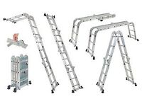 Pro-articulated ladders