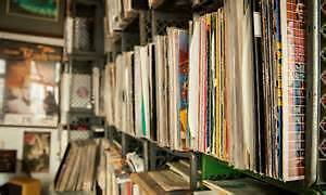 ROCK AND ROLL VINYL RECORD COLLECTION FOR SALE