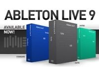 ABLETON LIVE SUITE 9 FOR WINDOWS & MAC