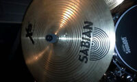 "Sabian XS20 Crash 18"" Mint"