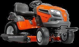 """Husqvarna LGTH22V48 48"""" 22HP Briggs Garden Tractor"""