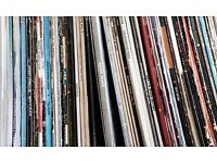 VINYL, RECORDS & COLLECTIONS WANTED - CASH ON HAND SAME DAY, MOST GENEROUS PRICES PAID!