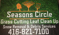 Commerical Grass Cutters Snow & Garden & Waste Services