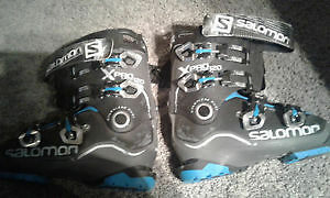 salomon xpro 120 mens boots 26.5 rarely used