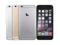 IPHONE 6 16GB GOOD CONDITION COME WITH BOX ACCESSOIRES FULLY WORKING ORDER