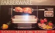 Farberware Smokeless Indoor Grill