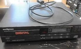 CD player Eclipse CD50