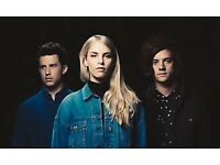 London Grammar Seated Tickets - Tues 24th October