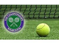 Wimbledon, Mens Semi Final Tickets