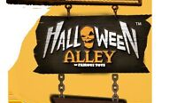 Halloween Alley is coming back to Sarnia!