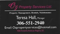 Property Managers with 40 Plus Combined Years Experience