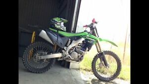 Kx250f for sale 5500