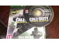 Call of Duty Legacy Edition Includes Modern Warfare Remastered & Infinite Warfare for Xbox One