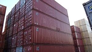 ***New and Used Shipping Containers***