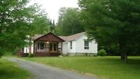 House for Rent, Zealand, 25 mins from Fredericton