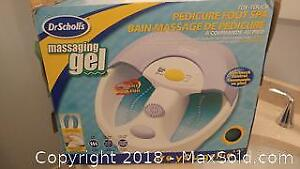 Dr. Scholl's Foot Bath Spa and More