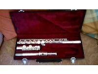 Silver Jupiter Flute