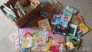 Childrens books, some collectible