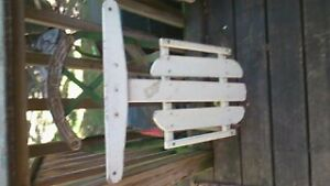 Antique childs size sleigh