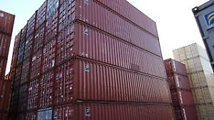 *****New and Used Shipping Containers*****