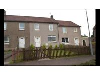 2 Bedroom Spacious Terraced House for Rent with back garden - Boghall, Bathgate.
